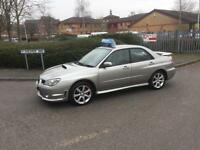 2006 Subaru Impreza 2.5 WRX Type UK 4dr