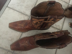 ARIAT COWBOY BOOTS WOMENS 11 London Ontario image 3