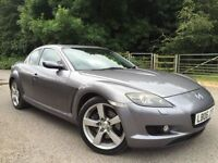 Mazda rx8 1 former owner full main dealer service history 6 speed 231