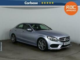 image for 2018 Mercedes-Benz C Class C220d AMG Line 4dr 9G-Tronic SALOON Diesel Automatic