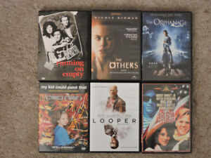DVDs - Movies, Concerts & TV