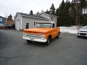 1965 chev c 10 pick up