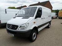 2010 Mercedes Sprinter 4X4 3.0TD 319CDI MWB, WORKSHOP, UTILITY, MAINTENANCE VAN