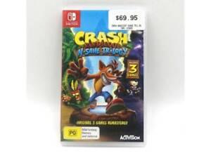 Crash Bandicoot Nsane Trilogy Nintendo Switch 201039