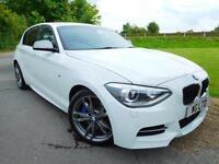 2014 BMW 1 Series M135i M Performance 5dr Step Auto HarmanKardon! Full Leathe...