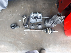 Mustang t5 parts lot
