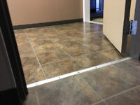 Floor Cleaning/ Finishing and Maintenance