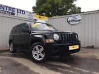 Jeep Patriot 2.4 Sport 4X4