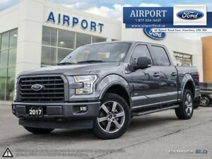 2017 Ford F-150 XLT SPORT 4x4 with only 53,560 kms
