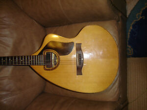 giannini craviola seventies guitar