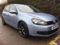 2009 59 Volkswagen Golf 2.0TDI CR ( 140ps ) DSG SE NICE LOOKING CAR CHEAP TO RUN
