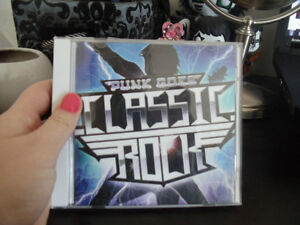 Punk Goes Classic Rock + Cd démo Fearless Records