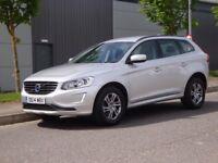 Volvo XC60 2.0 TD D4 SE (start/stop) £30 road tax