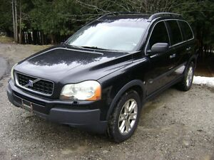 PARTING OUT 2004 VOLVO XC 90 T6 AWD
