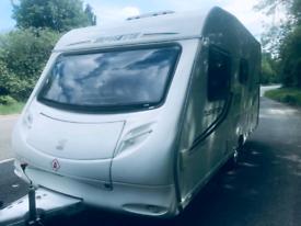 Sprite Muskateer touring caravan year2011