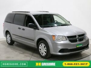 2017 Dodge GR Caravan CANADA VALUE PKG A/C BLUETOOTH GR ELECT
