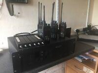 Full Repeater Radio system