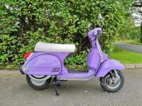 LML Star 125 Automatic Scooter, EX-DISPLAY BARGAIN