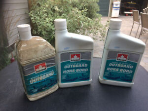 3-1 Litre PetroCanad 2 Cycle Outboard Boat Oil Injection Premix