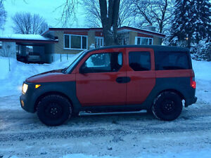 2003 Honda Element LX VUS 4x4