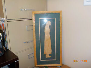 Oak Wood Carved Pictures
