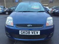 2008 Ford Fiesta 1.25 Zetec Blue Edition 5dr