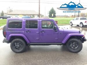 2017 Jeep Wrangler Unlimited Winter  - Low Mileage