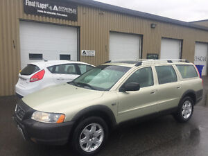 2006 Volvo XC70 Limited Awd 2.5T Cross Country full,no rust,