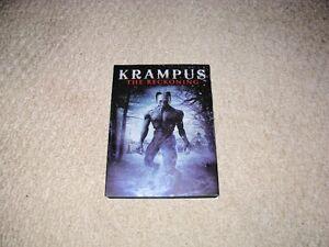 KRAMPUS DVDS SET FOR SALE!
