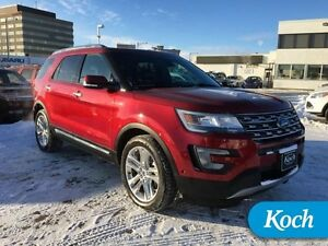 2016 Ford Explorer Limited   - Low Mileage
