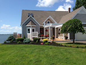 Million dollar view Waterfront home for sale in Stratford!  Neg.