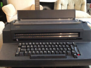 IBM Selectric Typewriter from The 1970's