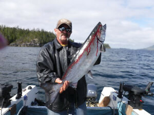 Tahsis BC, fishing charters, pacific ocean, Vancouver island, BC