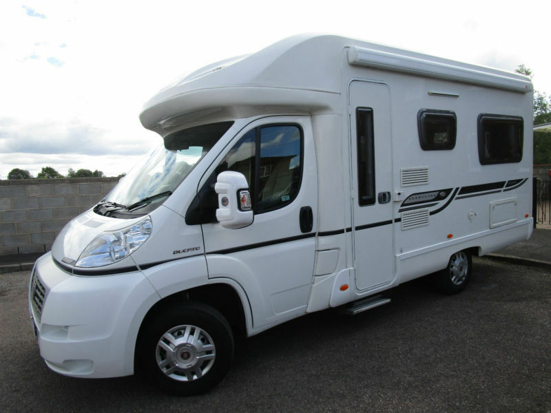 2011 Bessacarr E460 2 berth U-Shape Lounge Motorhome for Sale Ref 11235