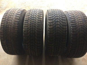 Firestone Winterforce Tires 245/65/17