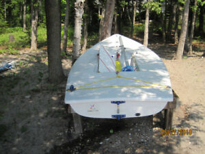 Laser 1 sailboat for sale in Tiny, Ontario