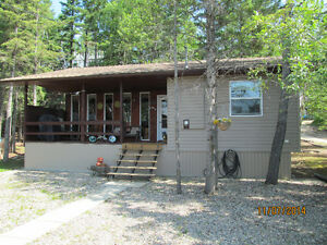 Water Front Cabin