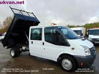 2011 11, CREW CAB, DOUBLE CAB, TIPPER, DROPSIDE, PICK UP, ONLY 65000 MILES ,