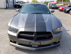 2012 DODGE CHARGER RT - HEMI - LEATHER - SUNROOF  - SALE PRICED