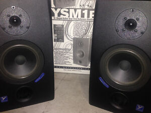 Yorkville Speakers (YSM1p Studio Monitors)