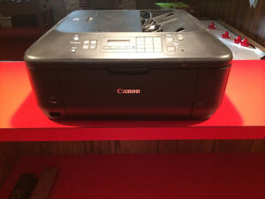 Canon All-In-One