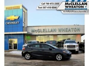 2019 Chevrolet Cruze Diesel  - Heated Seats -  Bluetooth - $191.