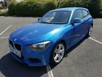 BMW 1 Series 2014 LOOK CHEAP ROAD TAX £30