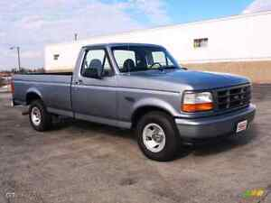 WANTED: 1994 or 1995 Ford 1/2 Ton Long Box