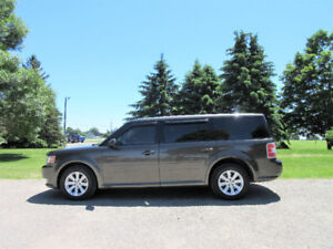 2011 Ford Flex SEL Wagon- 3rd Row Seat!!  4 BRAND NEW TIRES