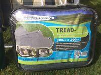 Tread-lite super breathable carpet
