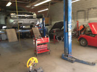 Profitable Established Auto Body/Repair and Tire Shop Business