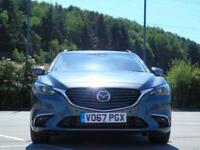 2017 MAZDA 6 2.2d [175] Sport Nav 5dr Auto