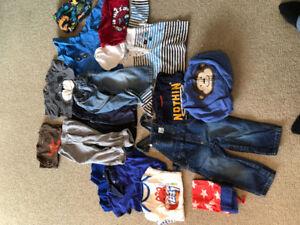 18 month clothes. - boy