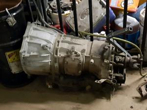 Allision transmission and torque converter